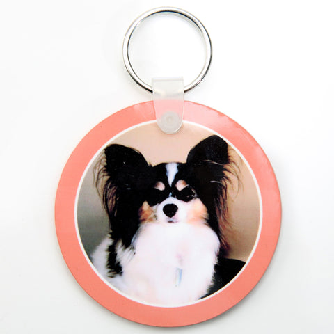 Personalized Pet Key Chain