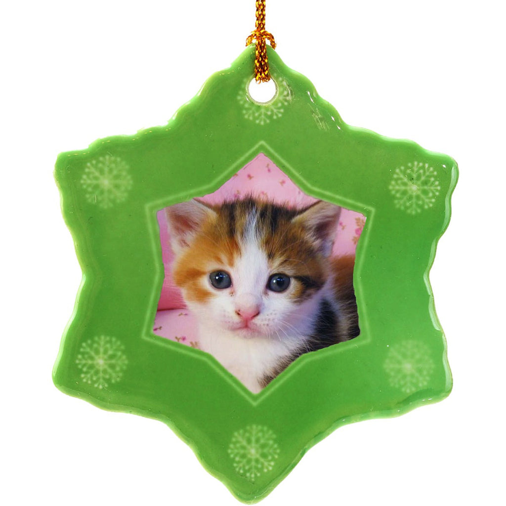 Personalized Pet Christmas Tree Ornament