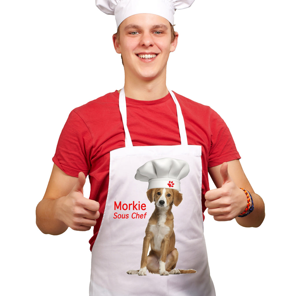 Personalized  Sous Chef Apron