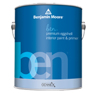 ben Waterborne Interior Paint- Eggshell 626