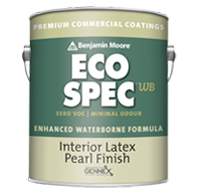 Eco Spec WB Interior Latex Paint - Pearl 375