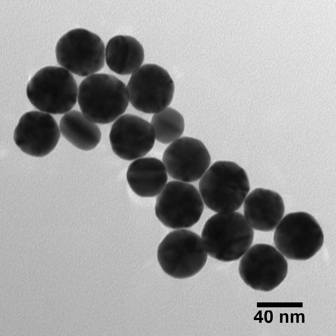 BioReady Gold Nanospheres – Bare (Carbonate)