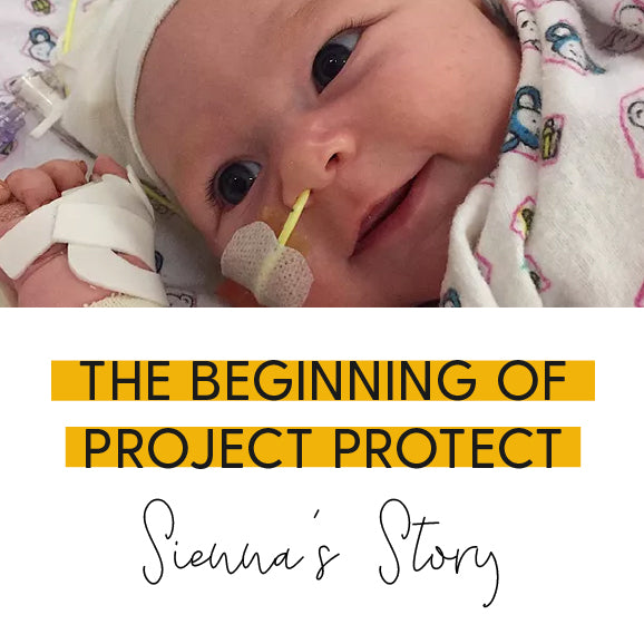 The Beginning of Project Protect