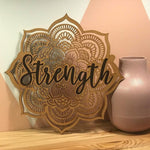 Strength - Room Decor