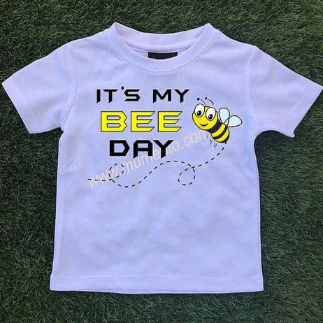 Its my Bee Day - but bee careful T-Shirt