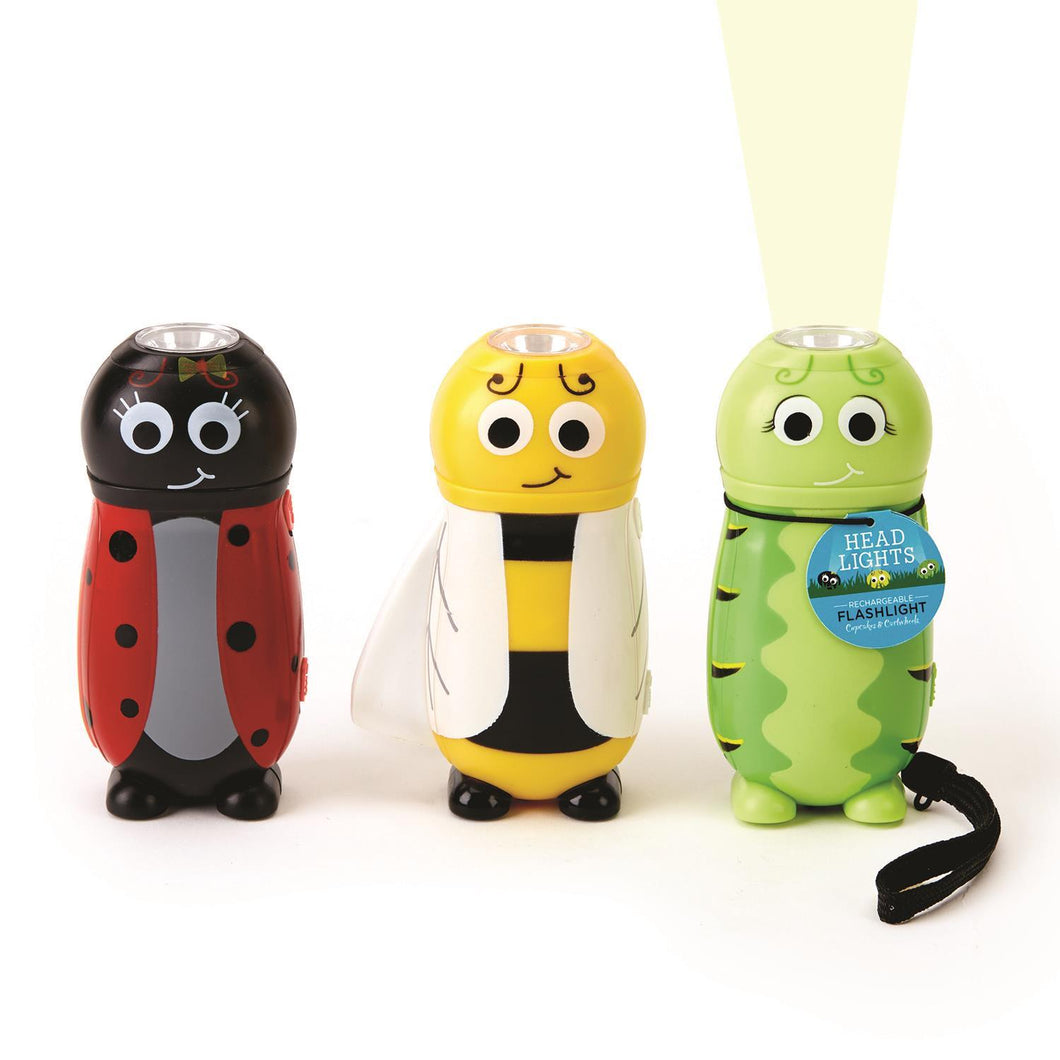 Bug, Bee or Frog Flashlight