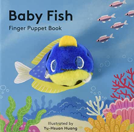 Baby Fish (Finger Puppet Book)