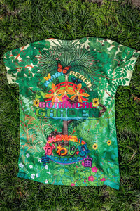 Trumpet Tree T-shirt by local artist Valentina from Kawaii Universe