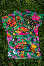 Load image into Gallery viewer, Butterfly T-shirt by local artist Valentina from Kawaii Universe
