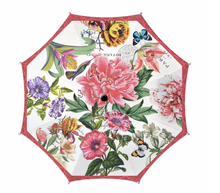Load image into Gallery viewer, Peony Travel Umbrella
