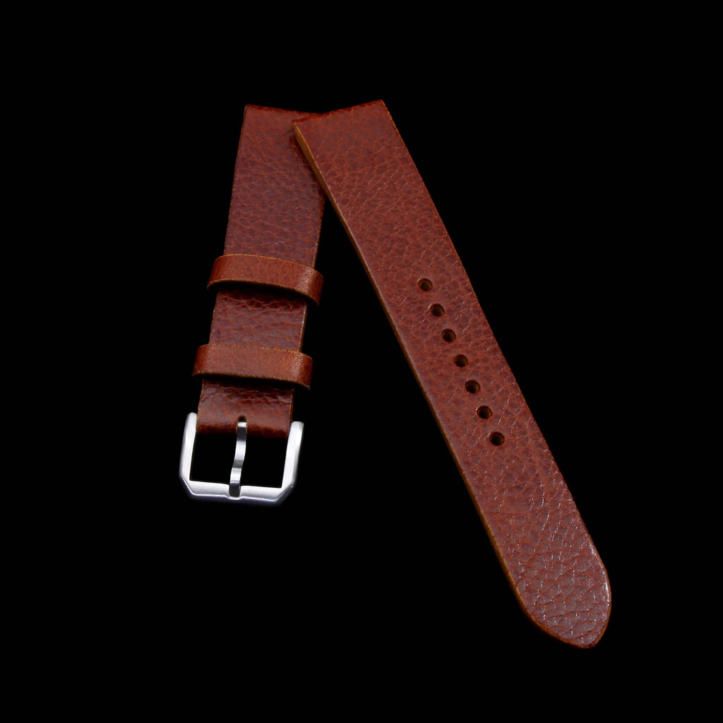 Leather Watch Strap, Maremma 503 | Stitch-less | Cozy Handmade