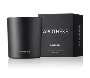 Charcoal Signature Candle by Apotheke