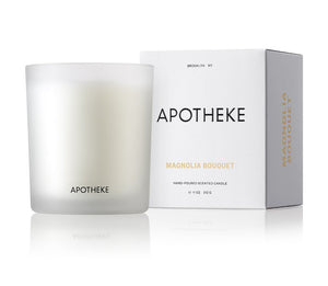 Magnolia Bouquet Signature Candle by Apotheke