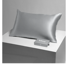 Load image into Gallery viewer, Blissy Silk Pillowcases (Standard)