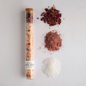 Nectar Republic Rose + Sandalwood Bath Soak
