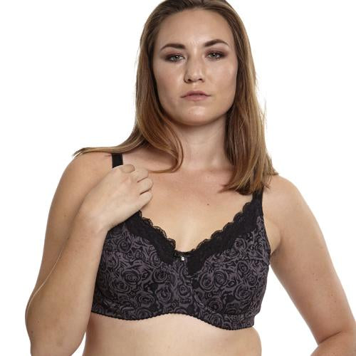 Affordable Women Plus size Push Up Bralette-Free Shipping Worldwide