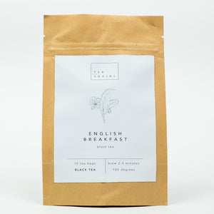 English Breakfast Teabags by Tea Social