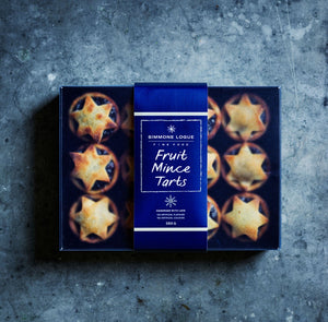 Fruit Mince Tarts by Simmone Logue