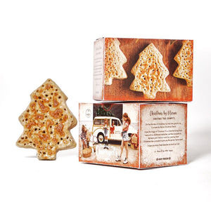 Christmas Tree Crumpets (4 pack)