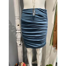 Load image into Gallery viewer, Ruched Mykee Mini Skirt