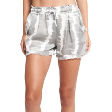Load image into Gallery viewer, Tie-Dyed Drawstring Shorts