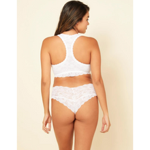 Load image into Gallery viewer, Never Say Never Curvy Racie Racerback Bralette