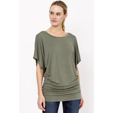 Load image into Gallery viewer, Bamboo Dolman Tunic