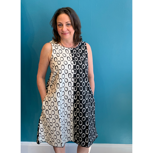 A-Line Tank Dress with Pockets