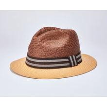 Load image into Gallery viewer, Miami Short Brimmed Panama Hat - Unisex