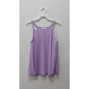 Narrow Strap Tank Top