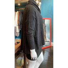 Load image into Gallery viewer, Double Layered Cowl Knit Top