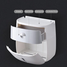 Load image into Gallery viewer, 💥 [MEGASALES 50% 0FF] 💥 SOY™ Minimalist Wall Mounted Tissue Holder
