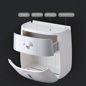 💥 [MEGASALES 50% 0FF] 💥 SOY™ Minimalist Wall Mounted Tissue Holder