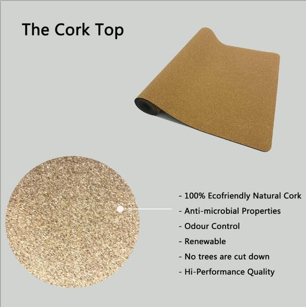High Performance Cork Top