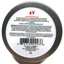 Beekeeper's Sore Muscle Backs Salve with Arnica and Mints-2 oz Tin Salve- Red Headed Honey