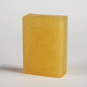 4 oz  Natural Honey Soap Bar with a Real Honey Base for Gentle Cleaning of Entire Body Soaps- Red Headed Honey