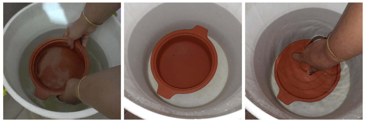 simple ways to maintain pots made of clay