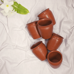 Earthenware Tea Cups / Chai Kulhad (Set of 6) - Kulture Street