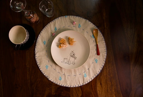 Fall - 2 sided table mats by Oka - Kulture Street