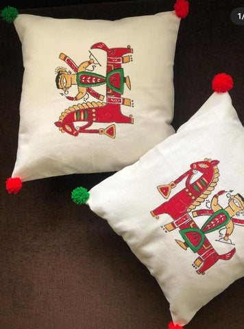 Durga Cushion Cover - Kulture Street