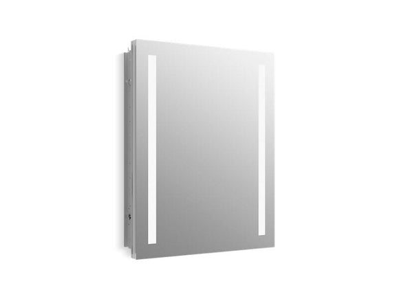 KOHLER 99007-TLC-NA Verdera Lighted Medicine Cabinet, 24