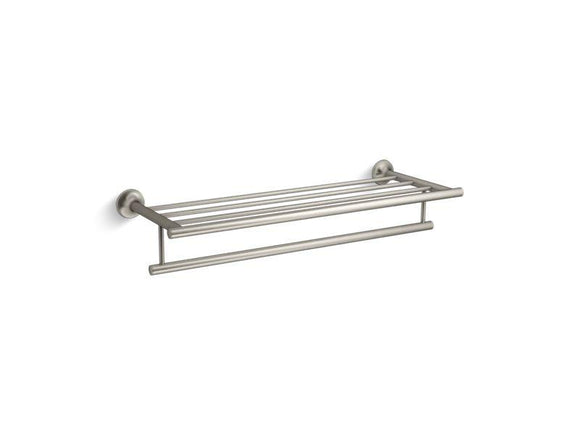 KOHLER 13448-BN Coralais Hotelier in Vibrant Brushed Nickel