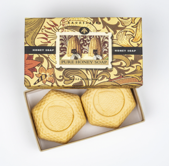 Baudelaire Pure Honey Soaps
