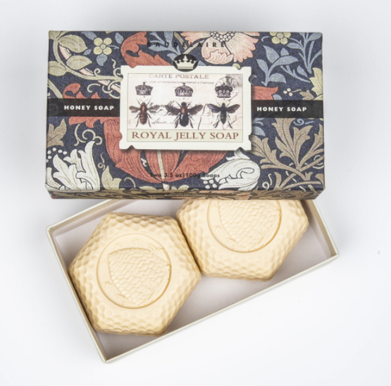Baudelaire Royal Jelly Soaps