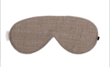 Load image into Gallery viewer, ElizabethW Natural Linen Sleep Mask