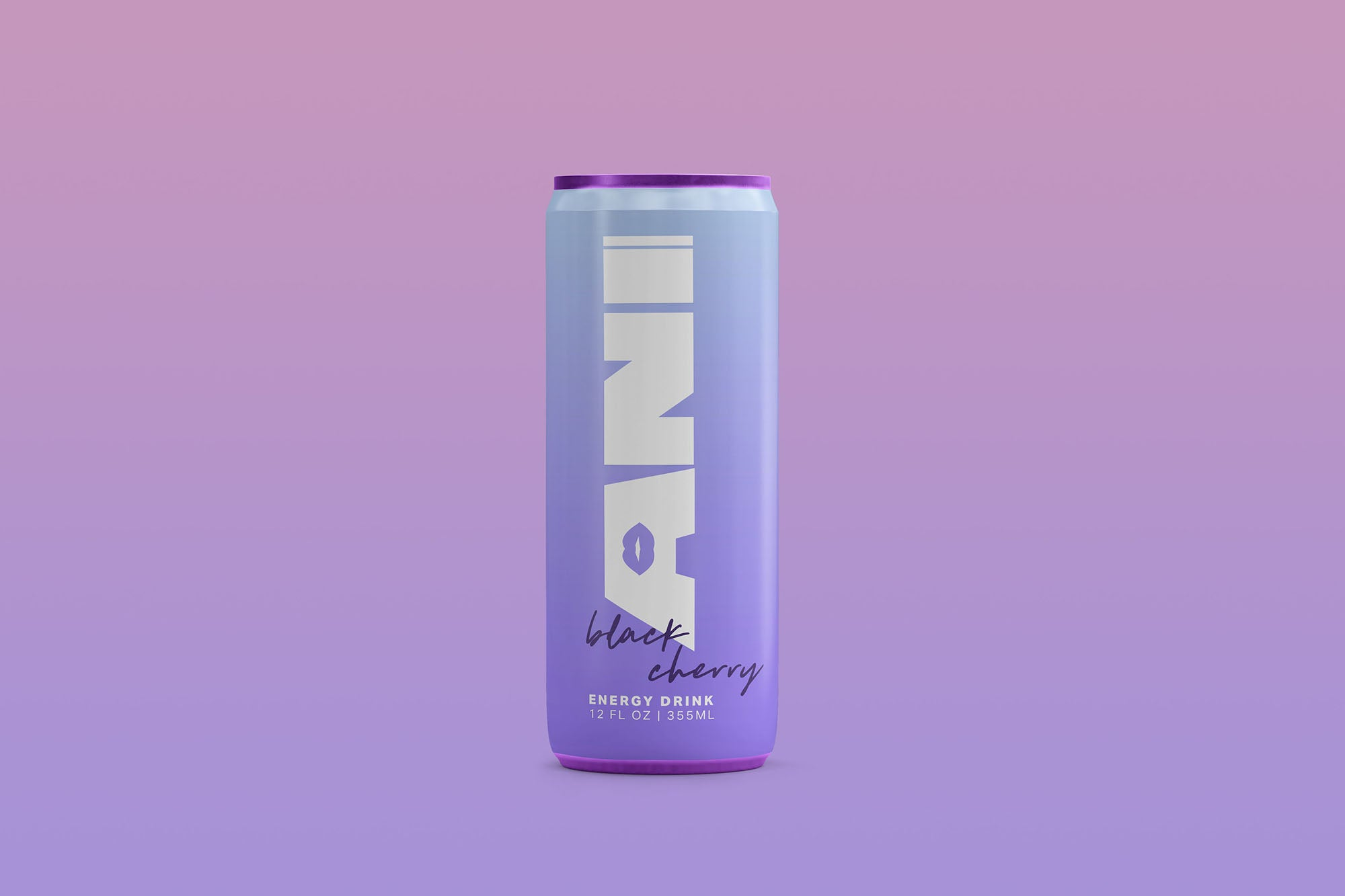 Ani Energy: Black Cherry Flavor