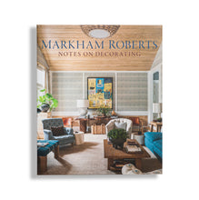 Load image into Gallery viewer, Signature Edition – Markham Roberts: Notes on Decorating