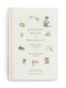 Signature Edition – Manners Begin at Breakfast Limited Edition