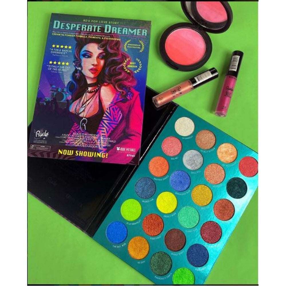 Desperate Dreamer - 24 Eyeshadow Palette