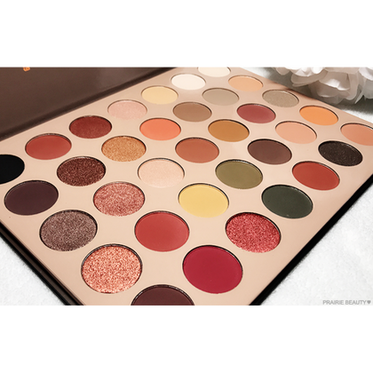 The Rude Awakening [Book 5] 35 Eyeshadow Palette